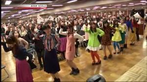 イベントに花を添えてくれた「東京ねこガール」さんも、紹介されていました☆